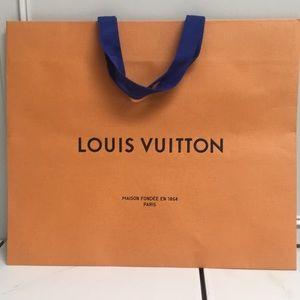 Louis Vuitton Shopping Bag